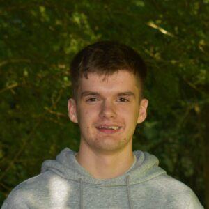 headshot of Daniel in the training team